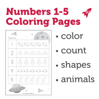 Object Coloring Worksheets