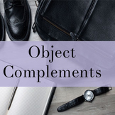 Object Complement Lecture Slide Deck: Distance Learning