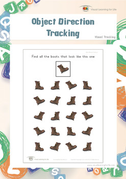 Object Direction Tracking
