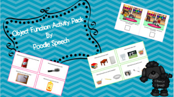 Object Function Activity Pack
