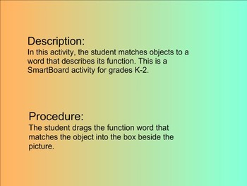 Object Function Match