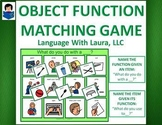 Object Function Matching Game