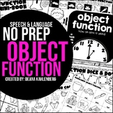 Object Function {No Prep Practice}