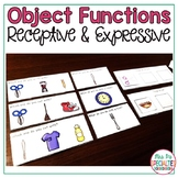 Object Function Pack - Speech and Special Education Resource