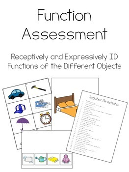 Object Functions Assessment