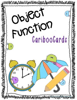 Object Function Cariboo Cards
