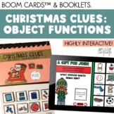 Object Functions: Christmas Gifts