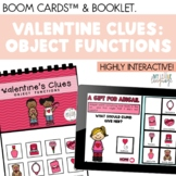 Object Functions: Valentine's Day Gifts