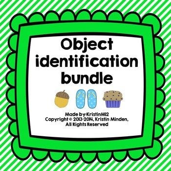 Object Identification Bundle