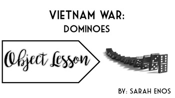 Object Lesson: Vietnam War Dominoes