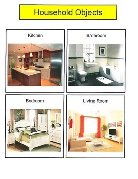 Object Location in the Home