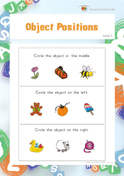 Object Positions