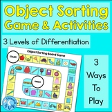 Object Sorting Game- Differentiated!