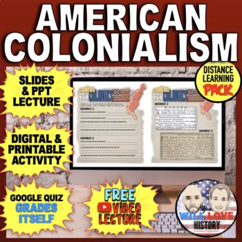 American Colonialism Bundle