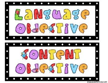 Objective Board