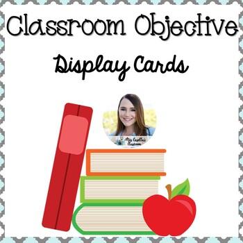 Objective Cards Polka-Dot Theme