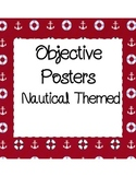 Objective Posters Nautical Themed