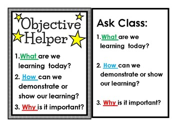 Objective Reader, Objective Helper Necklaces