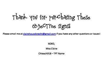 Objective Signs - Chevron - Navy - Nautical Theme - 5 signs total - 2 diff fonts