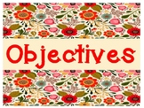 Objective Templates