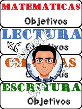 Objectives Bilingual Bundle