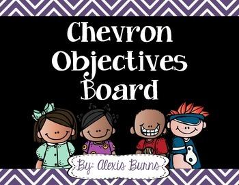 Objectives Board Chevron