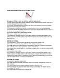 Objectives for Spanish and World Language (IB, AP, Spanish 3, 4)
