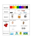 Objects Attributes Visual Aid