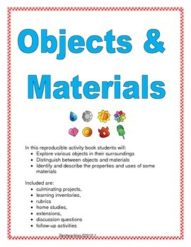 Objects and Materials