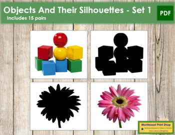 Objects and Silhouettes