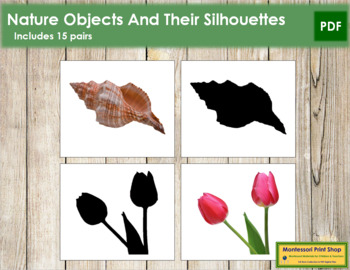Objects and Silhouettes - Nature