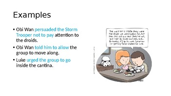 Objects before Infinitives PPT
