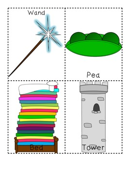 Objects in Literature Headbands Game!