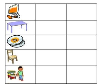 Objects in class worksheet
