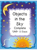 Objects in the Sky Complete Unit {Lesson Plans, Activities...etc.}