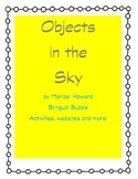 Objects in the sky: Sun, Moon, Stars