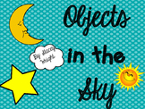 Objects in the sky mini-book
