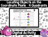 Objects on the Coordinate Plane 4 Quadrants - Google™ Driv