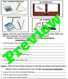 Objetos de la clase (Classroom objects) y Usar