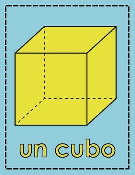 Objetos en 3D - En español / Spanish 3D Objects