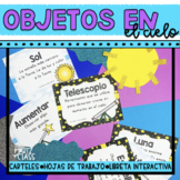 Objetos en el cielo/Objects in the Sky/Day & Night (SPANISH)