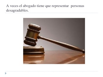 Obligaciones y Trabajo / Obligations and Work