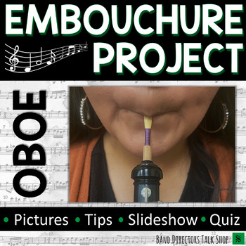 Oboe Embouchure Project for Beginning Band