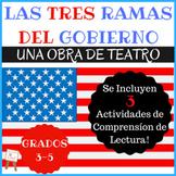Obra de Teatro Sobre Las Tres Ramas del Gobierno Estadounidense