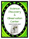 Looking Closely- Writing and Science Center