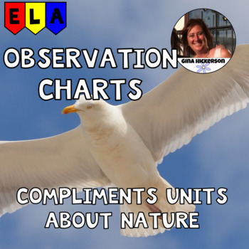 Observation Charts to be Used with Benchmark Advanced Unit 3