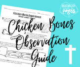 Observation Guide for Exploring Muscles, Tendons, Bone, an