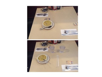 Chronological Order, Observation & Inference Activity: Detective at Dinner
