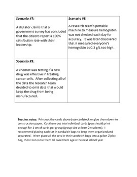 Observation, Inference and Bias - Lesson Plan & Student Worksheets