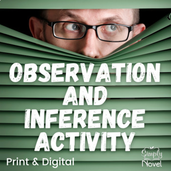 Teaching Observation Inference And Prediction Tpt